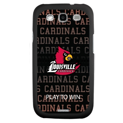 University of Louisville NCAA Samsung Galaxy S3 Case - UPC 825008336162