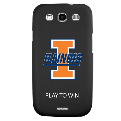 University of Illinois NCAA Samsung Galaxy S3 Case