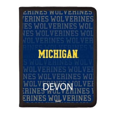 University of Michigan iPad Generation 2-4 Swivel Case