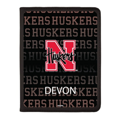 University of Nebraska iPad Generation 2-4 Swivel Case
