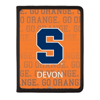 Syracuse University iPad Generation 2-4 Swivel Case - UPC 825008336384