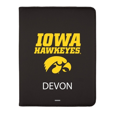 University of Iowa iPad Generation 2-4 Swivel Case - UPC 825008336391