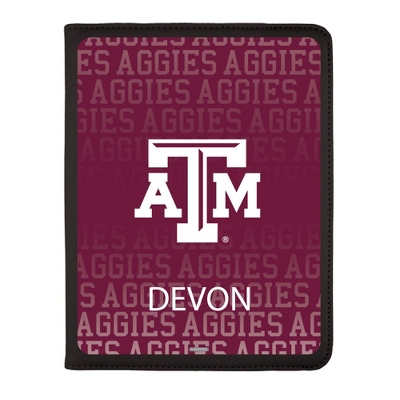 Texas A&M University iPad Generation 2-4 Swivel Case - UPC 825008336414