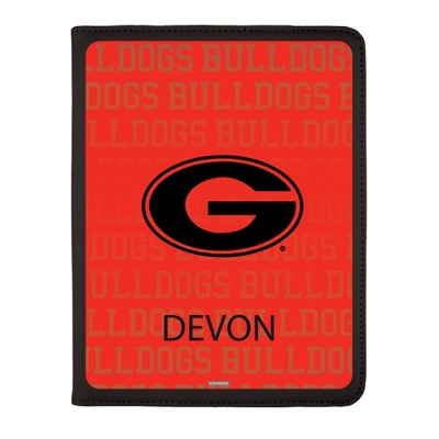 University of Georgia iPad Generation 2-4 Swivel Case - UPC 825008336438