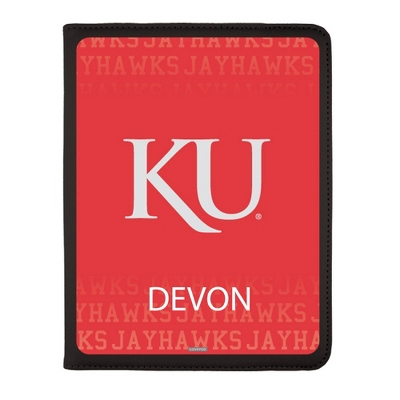 University of Kansas iPad Generation 2-4 Swivel Case