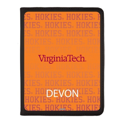 Virginia Tech University iPad Generation 2-4 Swivel Case