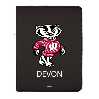 University of Wisconsin iPad Generation 2-4 Swivel Case
