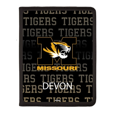 University of Missouri iPad Generation 2-4 Swivel Case