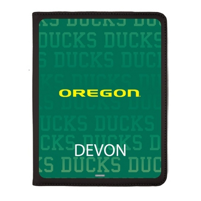 University of Oregon iPad Generation 2-4 Swivel Case