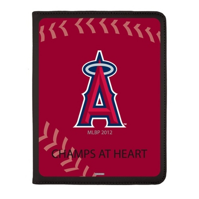 Angels of Anaheim MLB iPad Generation 2-4 Swivel Case - $60.00