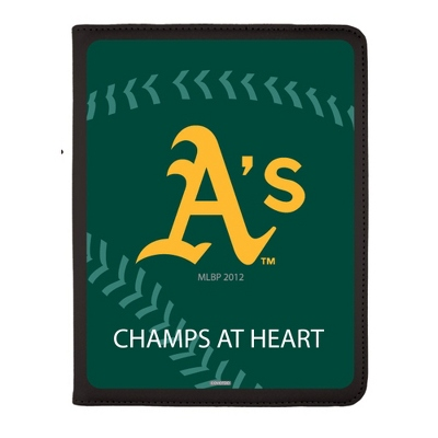 Oakland Athletics MLB iPad Generation 2-4 Swivel Case