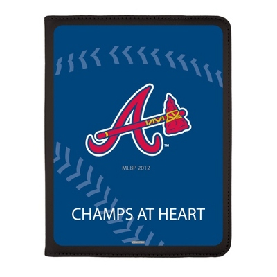 Atlanta Braves MLB iPad Generation 2-4 Swivel Case