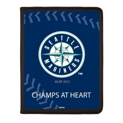 Seattle Mariners MLB iPad Generation 2-4 Swivel Case
