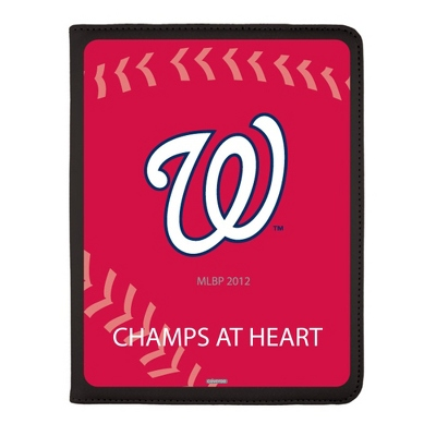 Washington Nationals MLB iPad Generation 2-4 Swivel Case - UPC 825008336834
