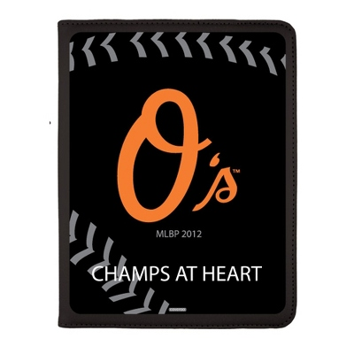 Baltimore Orioles MLB iPad Generation 2-4 Swivel Case - UPC 825008336841