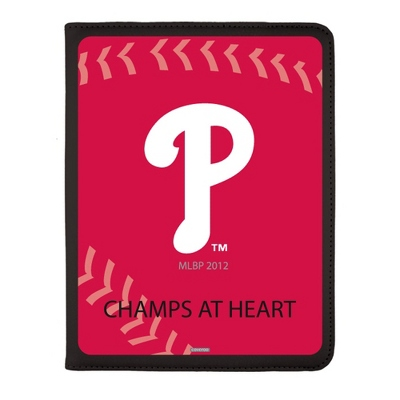 Philadelphia Phillies MLB iPad Generation 2-4 Swivel Case - UPC 825008336865