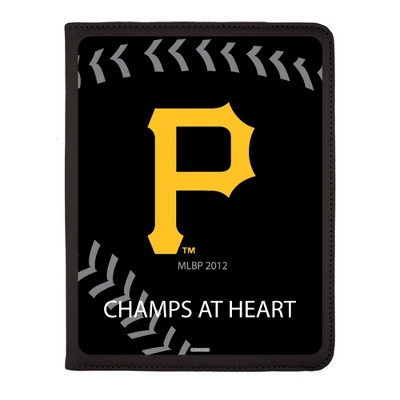 Pittsburgh Pirates MLB iPad Generation 2-4 Swivel Case - UPC 825008336872