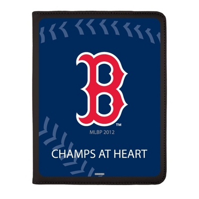 Boston Redsox MLB iPad Generation 2-4 Swivel Case - UPC 825008336919