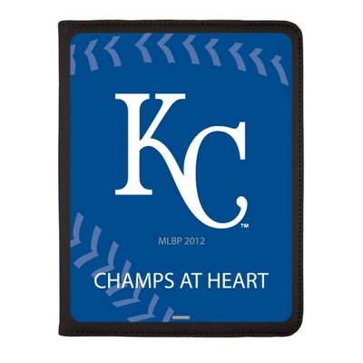 Kansas City Royals MLB iPad Generation 2-4 Swivel Case - UPC 825008336933