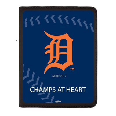 Detroit Tigers MLB iPad Generation 2-4 Swivel Case - UPC 825008336940