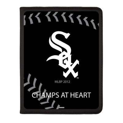 Chicago White Sox MLB iPad Generation 2-4 Swivel Case - UPC 825008336964