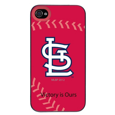 St. Louis Cardinals MLB iPhone 4 Case - UPC 825008337046
