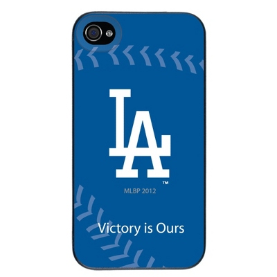 Los Angeles Dodgers MLB iPhone 4 Case - UPC 825008337077