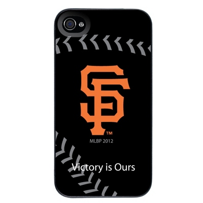 San Francisco Giants MLB iPhone 4 Case - UPC 825008337084