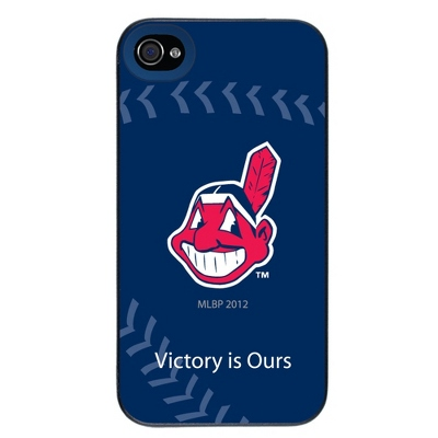 Cleveland Indians MLB iPhone 4 Case