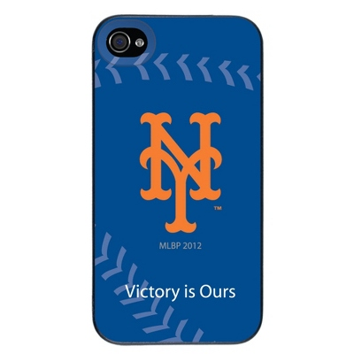 New York Mets MLB iPhone 4 Case