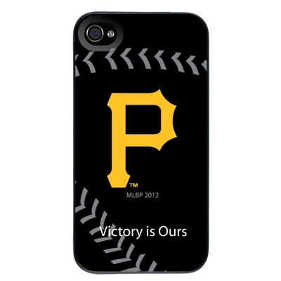Pittsburgh Pirates MLB iPhone 4 Case