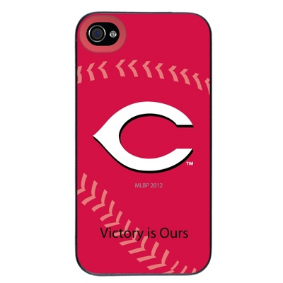 Cincinnati Reds MLB iPhone 4 Case