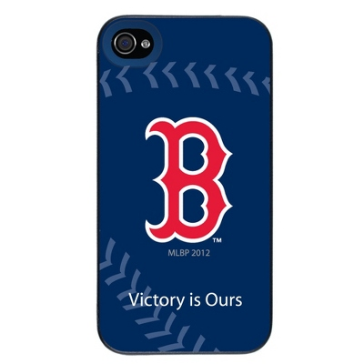 Boston Red Sox MLB iPhone 4 Case - Phone Cases & Accessories