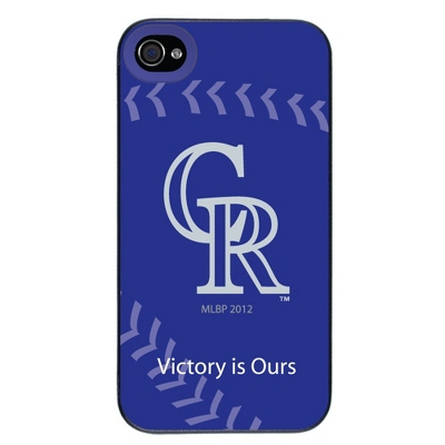 Colorado Rockies MLB iPhone 4 Case