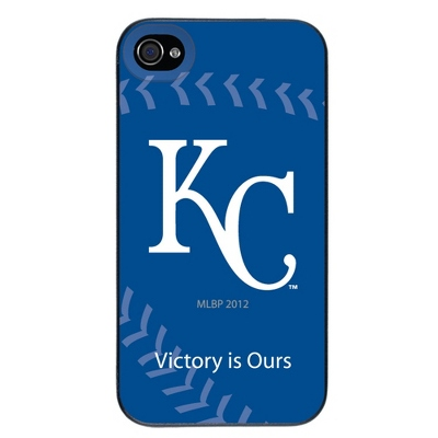 Kansas City Royals MLB iPhone 4 Case - UPC 825008337237