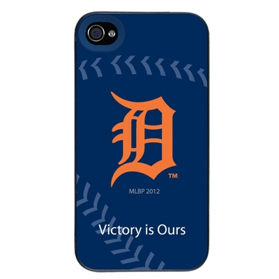 Detroit Tigers MLB iPhone 4 Case - UPC 825008337244
