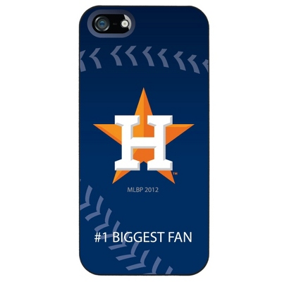 Houston Astros MLB iPhone 5 Case - UPC 825008337299