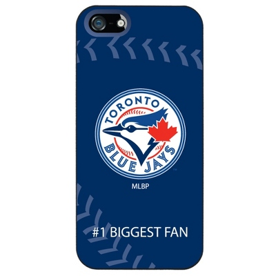 Toronto Blue Jays MLB iPhone 5 Case - UPC 825008337312
