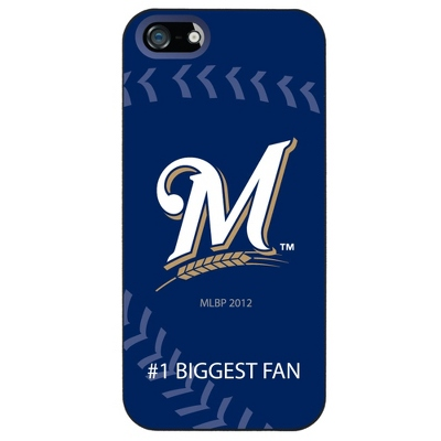 Milwaukee Brewers MLB iPhone 5 Case - Phone Cases & Accessories