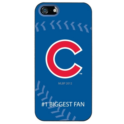 Chicago Cubs MLB iPhone 5 Case - Phone Cases & Accessories