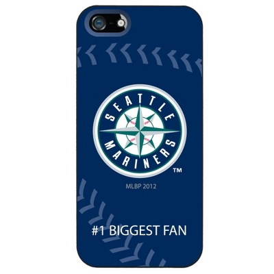 Seattle Mariners MLB iPhone 5 Case - Phone Cases & Accessories