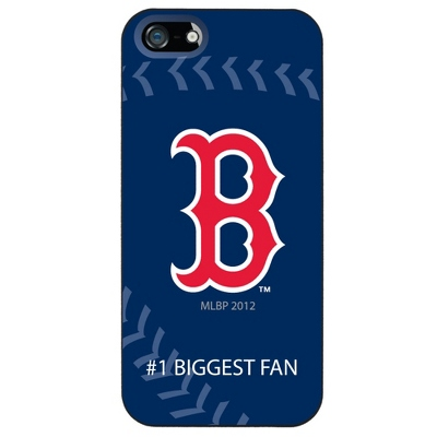 Boston Red Sox MLB iPhone 5 Case - UPC 825008337510