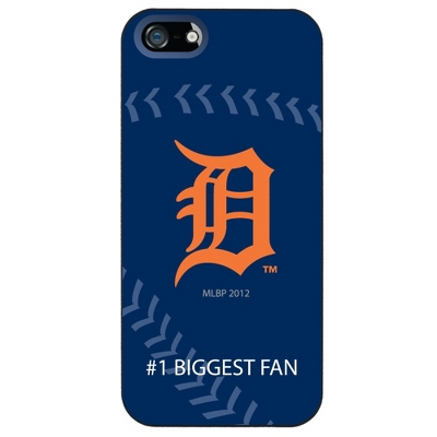 Detroit Tigers MLB iPhone 5 Case - UPC 825008337541