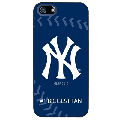 New York Yankees MLB iPhone 5 Case - UPC 825008337572