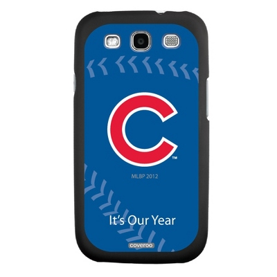 Chicago Cubs MLB Samsung Galaxy S3 Case - UPC 825008337657