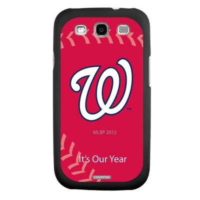 Washington Nationals MLB Samsung Galaxy S3 Case