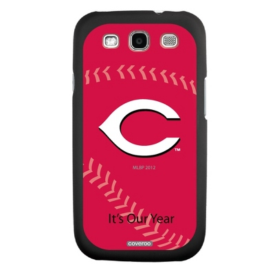 Cincinnati Reds MLB Samsung Galaxy S3 Case - Phone Cases & Accessories