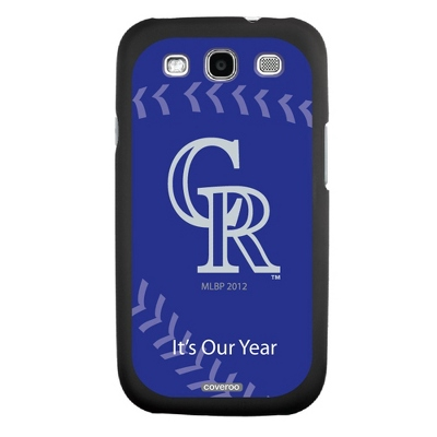 Colorado Rockies MLB Samsung Galaxy S3 Case - Phone Cases & Accessories