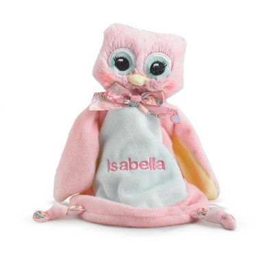 Little Hoots Mini Blankie