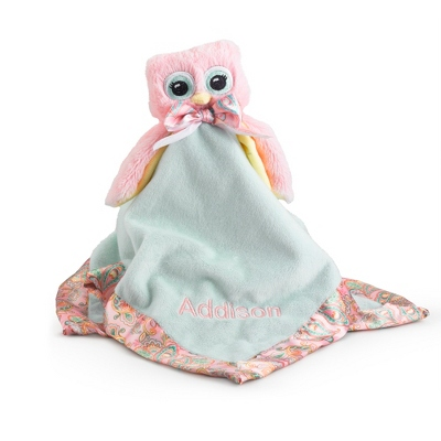 Personalized Little Hoots Snuggler by Things Remembered